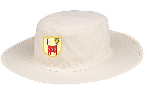 Sun Hat - Cream - Bridgnorth CC