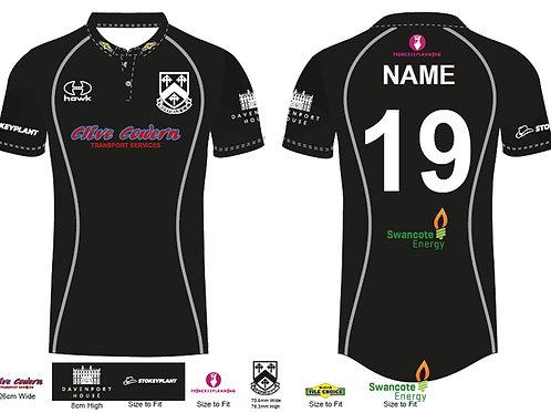 Bespoke T20 Cricket Shirt S/S - Worfield CC