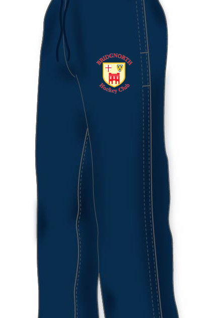 Track Pant Men's - Navy (H211) Bridgnorth Hockey