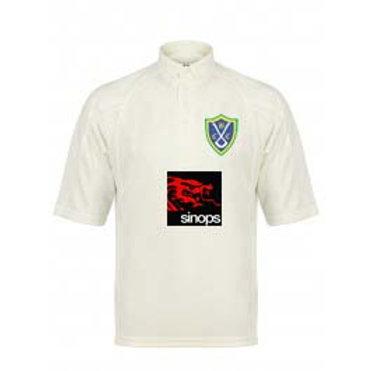 Short Sleeve Cricket Shirt  Belbroughton