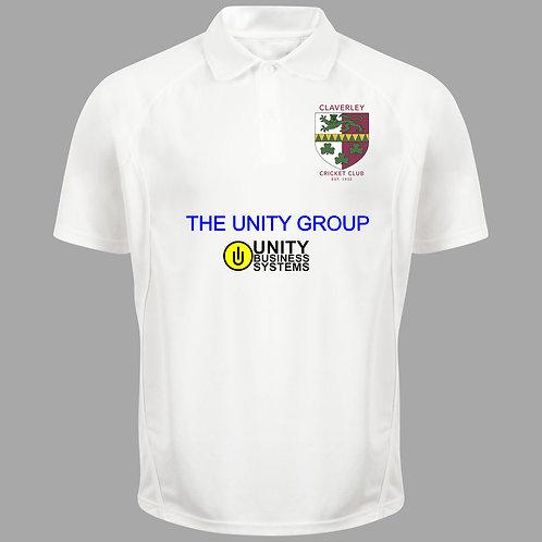 Cricket Shirt Short Sleeve H1  Claverley
