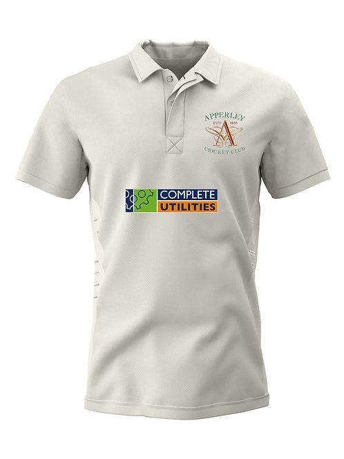 Cricket Shirt S/S (H1)  Apperley CC