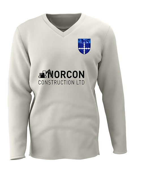 Cricket Jumper Long Sleeve (C7) Studley