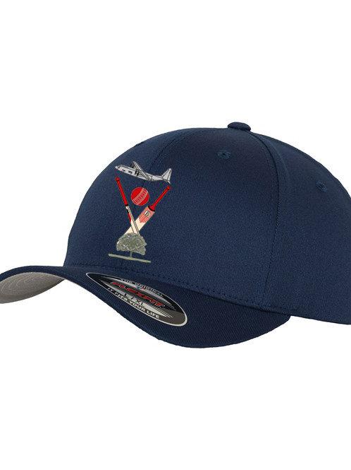 Flexi Fit Cap - Navy - Badsey CC