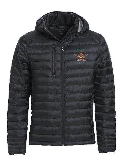 Padded Coat (Hudson) Black - Apperley