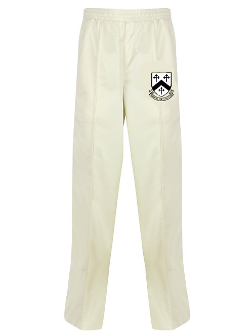 Cricket Trouser (H3) Cream - Worfield