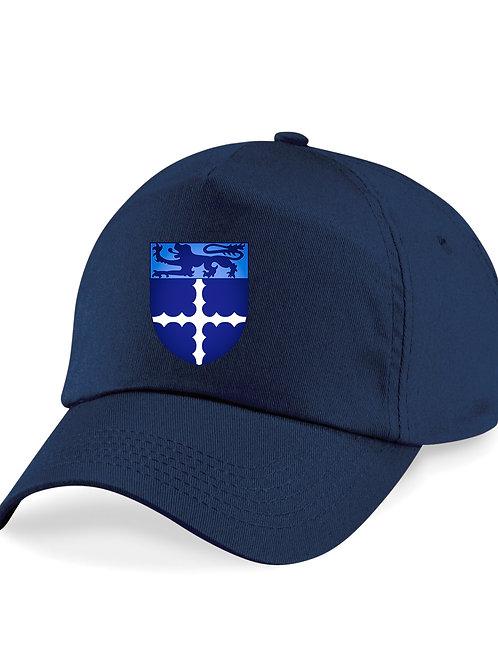 Baseball Style Cap Navy - Studley