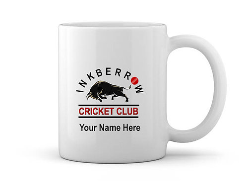 Mug (inc name) - Inkberrow CC