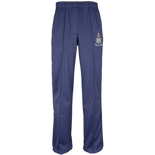 T20 Cricket Trouser (H4) Navy - Hagley CC