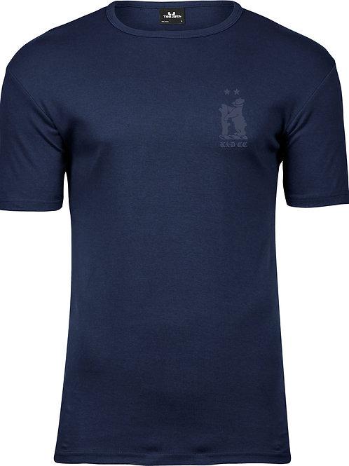 Men's T-Shirt (TJ520) Navy - Knowle & Dorridge