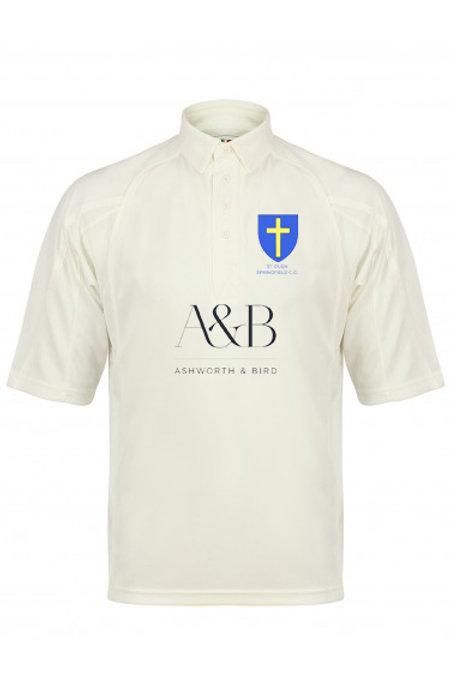 Short Sleeve Cricket Shirt    H1