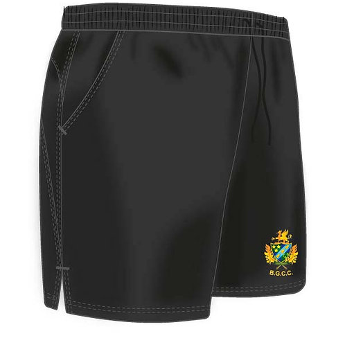 Shorts (H671) Black - Barnt Green