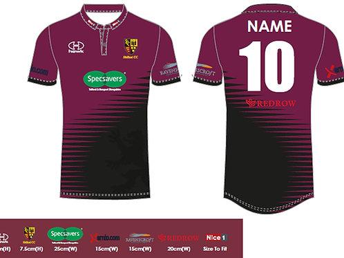 T20 Bespoke Shirt S/S - Shifnal CC