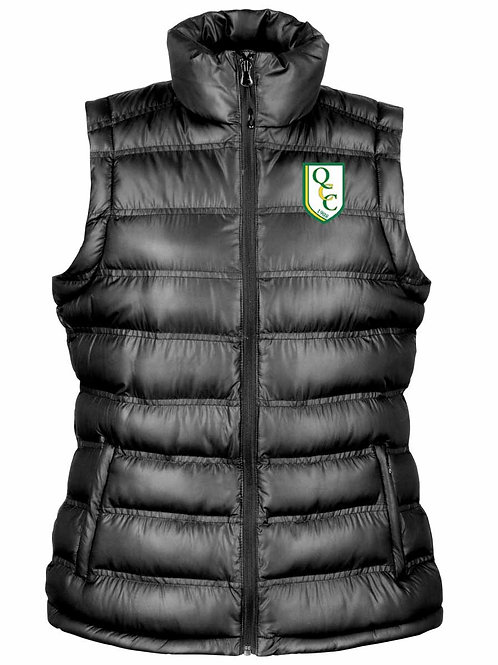 Ladies Padded Gilet (R193F)  Quatt