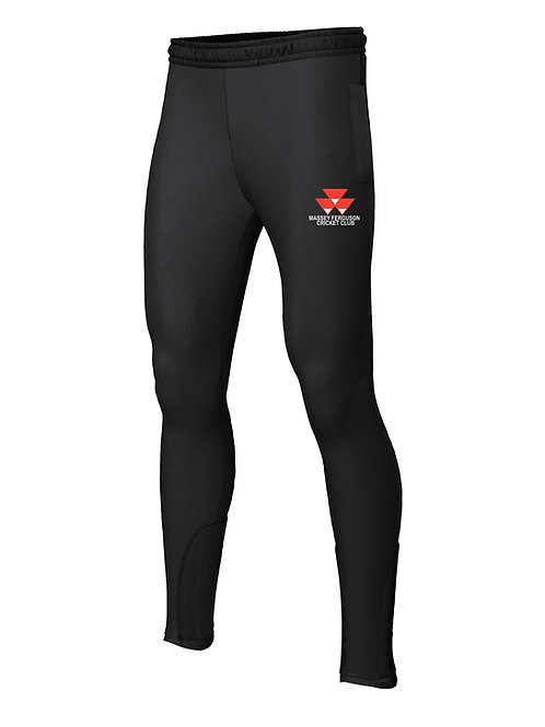 Skinny Pants (H826) - Massey Ferguson - Black