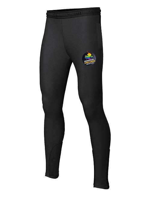 Skinny Pants (H826) Black - Birmingham Unicorns CC