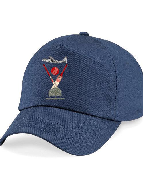 Baseball Style Cap - Navy - Badsey CC