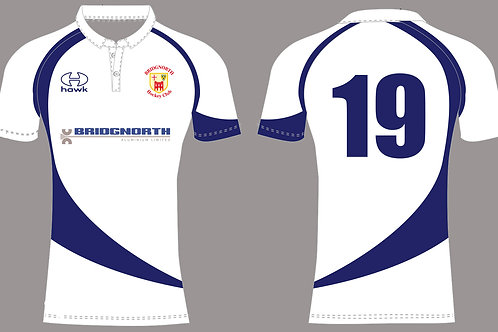 Ladies Away Playing Shirt Bridgnorth HC