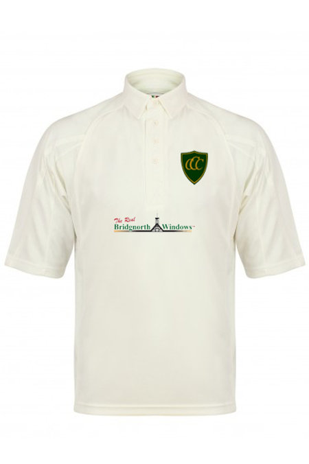 Cricket Shirt Short Sleeve  H1  CHEL