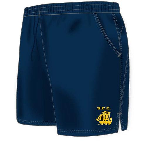 Shorts (H671) Navy - Stourport CC
