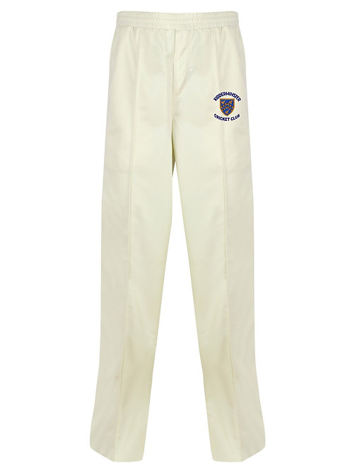 Cricket Trouser Cream (H3) Kidderminster