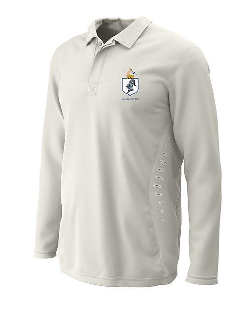 Cricket Shirt L/S (H2) Lyndworth CC