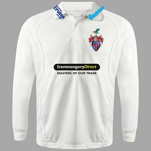 Cricket Shirt Long Sleeve H2  Redd