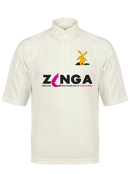 Cricket Shirt Short Sleeve H1  Avoncroft