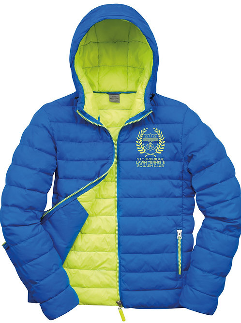 Ladies Padded Jacket (R194F)