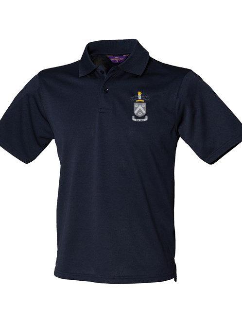 Polo Shirt (HB475) Navy - Hagley CC