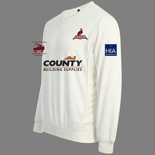 Cricket Sweater Long Sleeve H7 Fillongley