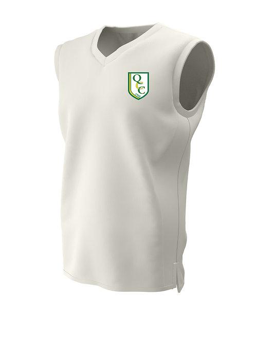 Cricket Slipover (H6) Cream -  QUATT CC