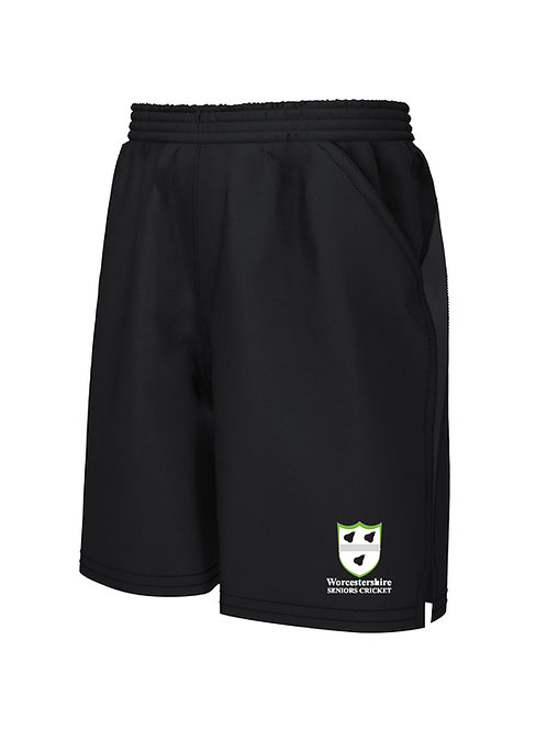 Shorts (E671) Black  Worcs Seniors
