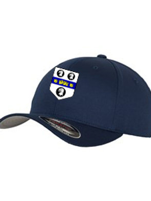 Flexi Fit Cap - Navy - Old Moseley Arms CC