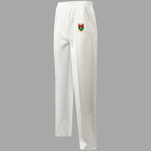 Cricket Trousers H3 Newtown