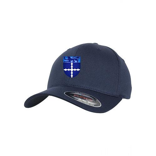 Flexi Fit Cap - Navy -Studley