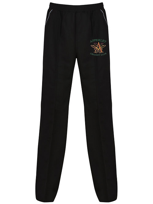 T20 Cricket Trouser Black H5 Apperley