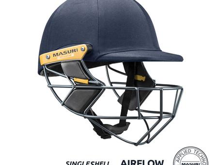We have the full 2020 range of Masuri and Shrey Helmets now in stock.