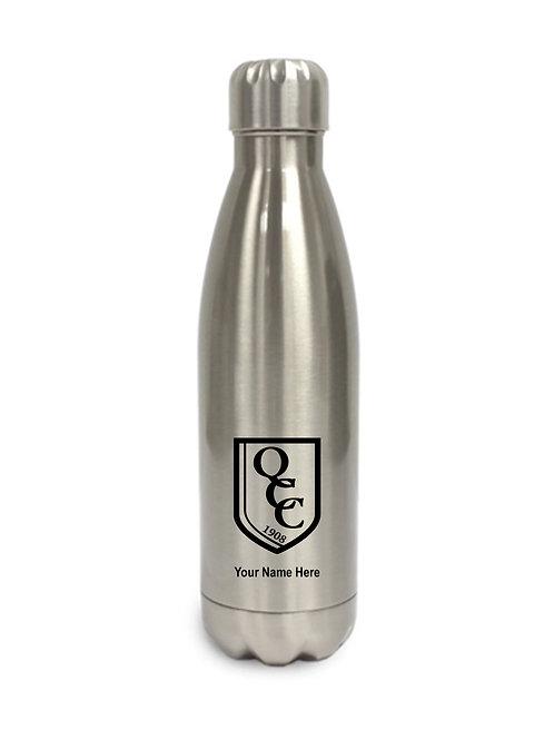 Water Bottle (inc name) Aluminum - Quatt CC