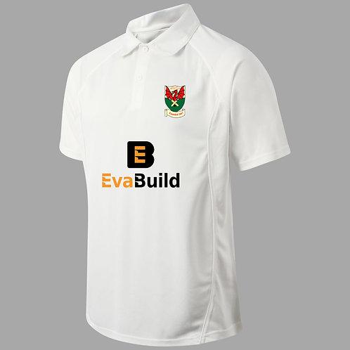 Cricket Shirt Short Sleeve H1 Newtown