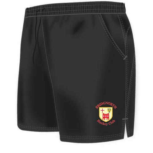 Shorts - Black (H671) Bridgnorth Hockey