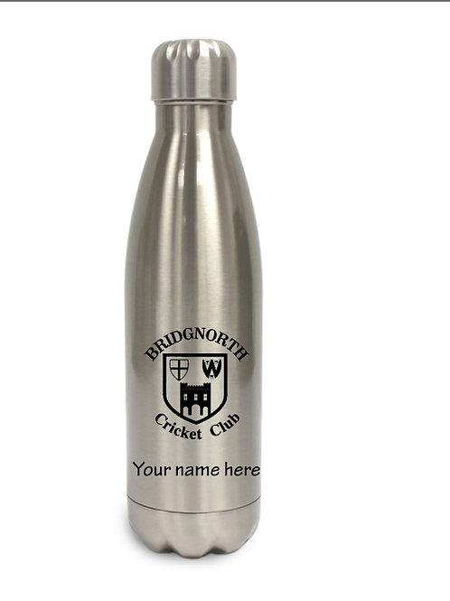 Water Bottle (inc name) Aluminum - Bridgnorth CC