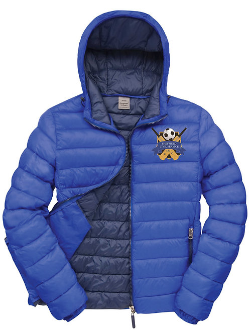 Men's Padded Coat                         R194M/R193F