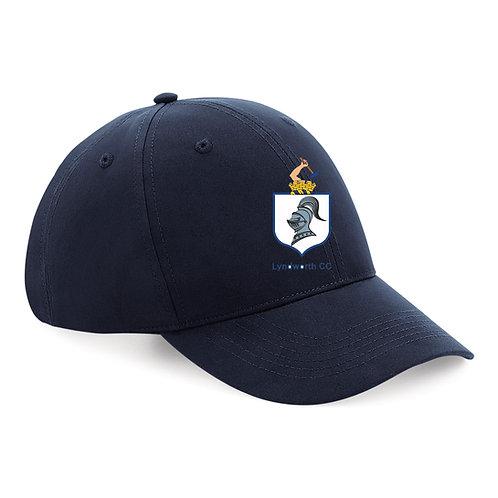 Baseball Style Cap  Navy,  Lyndworth CC