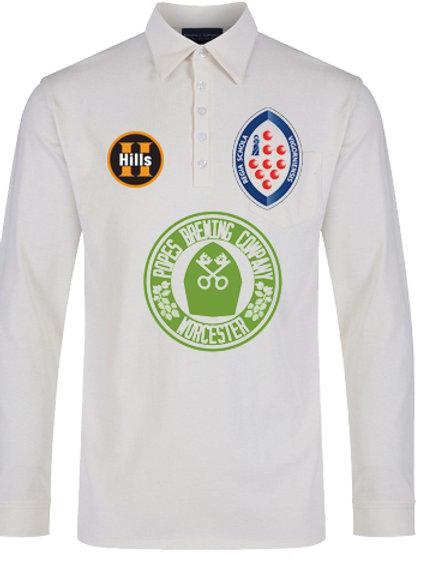Cricket Shirt Long Sleeve H2   OLDV