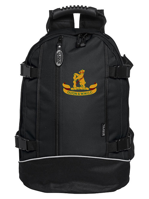 Backpack (040207) - Black - Olton & WW CC