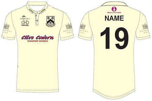 Bespoke Cricket Shirt S/S - Worfield CC