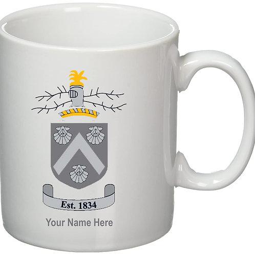Mug (inc name) - Hagley CC