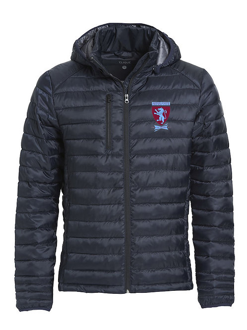 Padded Jacket (Hudson) Navy - Aston Unity