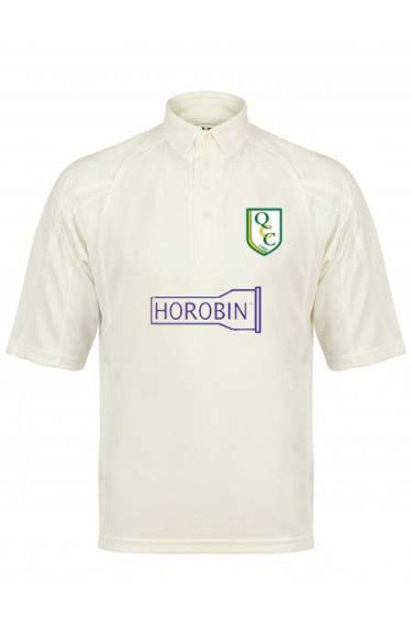 Cricket Shirt Short Sleeve H1 QUATT